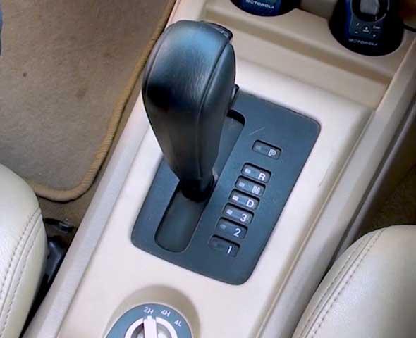 ford endeavour transmission