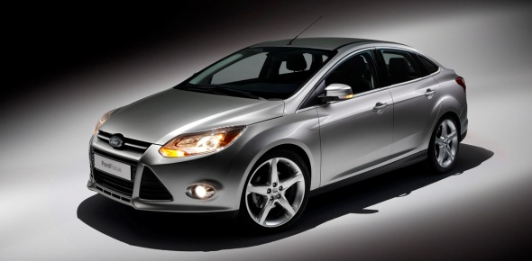 ford focus front left