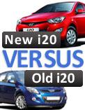 new i20 vs old i20 fb