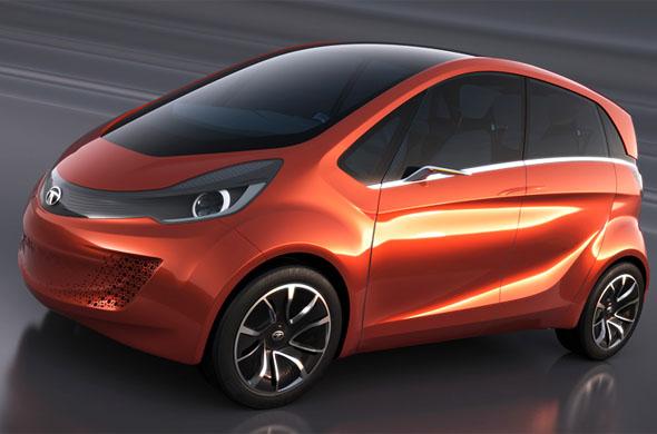 Tata megapixel concept car photos and specifications for Tata motors future cars