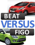 Is the Ford Figo better value for money than the Chevrolet Beat?