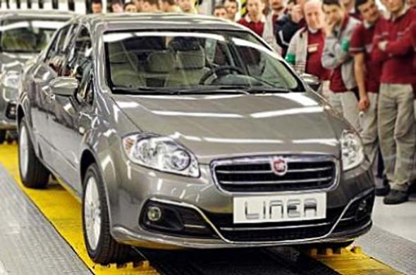 2013 Fiat Linea Facelift photos from Turkey, may come to India next year!