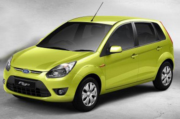 Ford Figo Diesel Image
