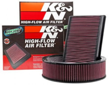 high flow air filter for cars