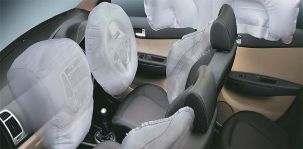i20 six airbags