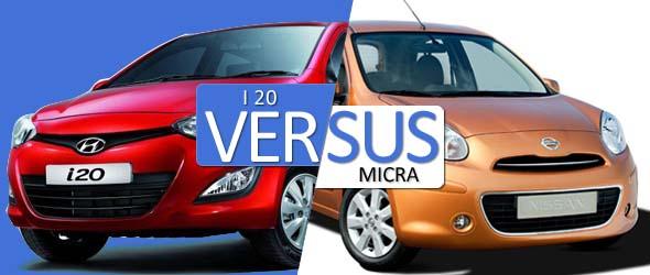 i20 vs micra