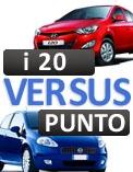 Hyundai i-Gen i20 vs. Fiat Grande Punto