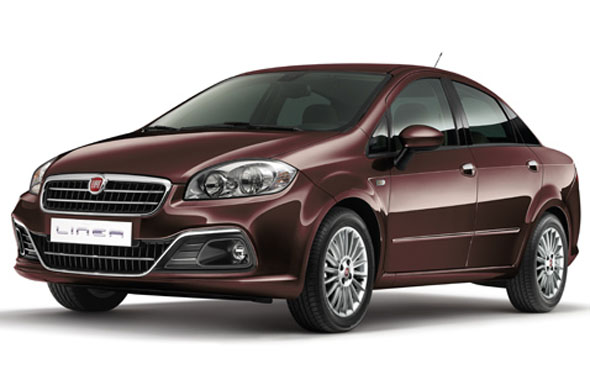 Fiat Linea Facelift Used Only As A Representation