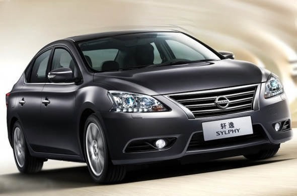 Nissan may launch Sylphy sedan in India by 2013