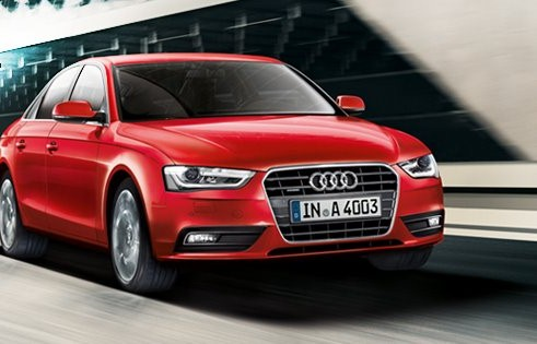 New Audi A4 launched at Rs.27.85 lakh!