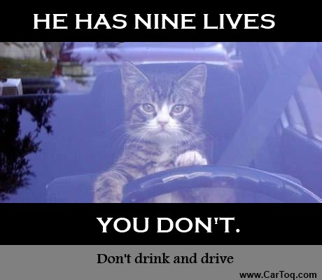 Drunken driving: How much is too much?