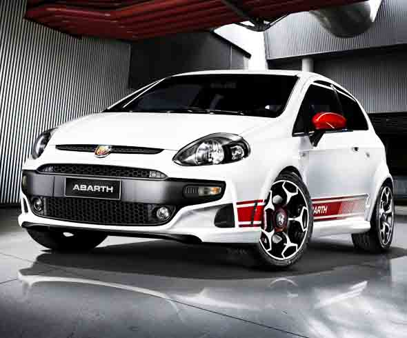 Fiat Punto 90 HP Sports launch on May 18!