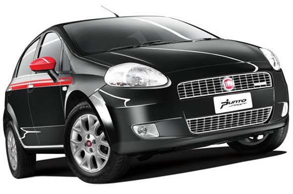 Fiat Grande Punto Sport 90 HP Picture