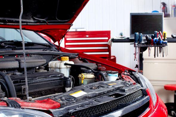 authorised service center or garage