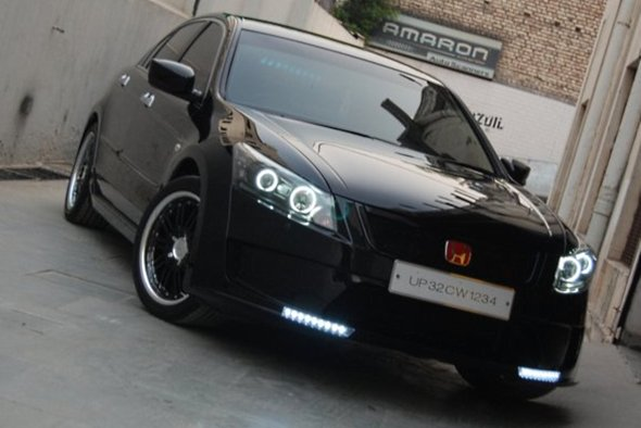 honda accord customisaton delhi