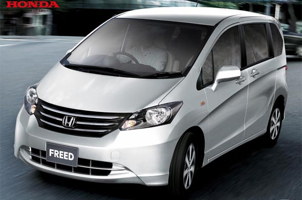 Honda may launch MPV to compete with Ertiga by 2014!