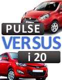 Renault Pulse vs. Hyundai i20: Petrol hatch comparison