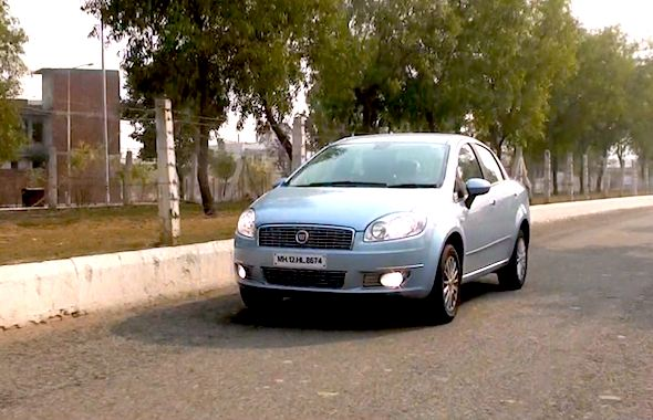2012 Fiat Linea Dynamic Road Test and Review: Refined luxury