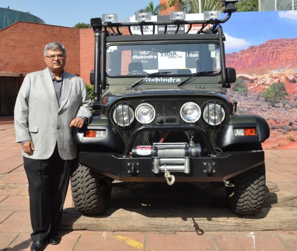 mahindra thar expedition photo