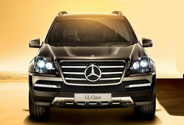 Most expensive suvs in india sahil for Expensive mercedes benz suv