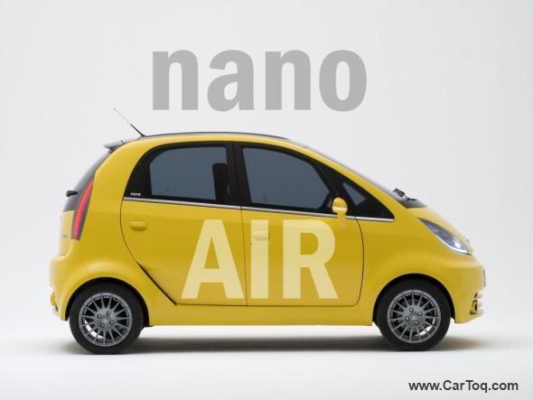 Car That Runs On Air >> Coming Soon A Tata Nano That Runs On Air