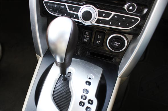 Fuel Efficiency Automatic Transmission Cars