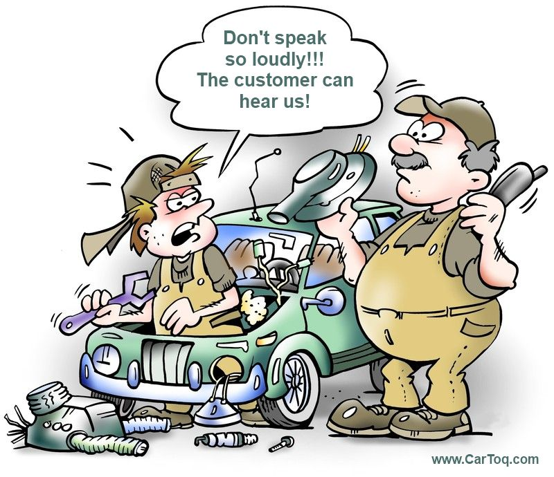 5 ways service stations cheat you!