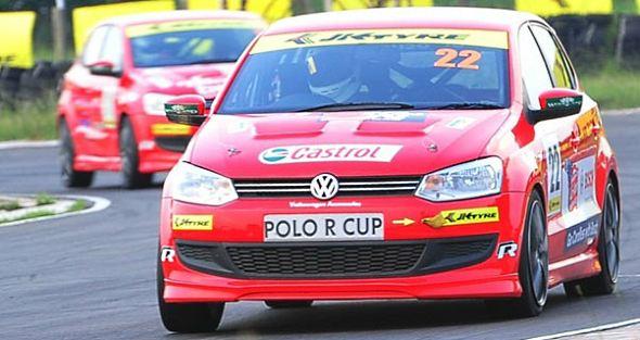 volkswagen race polo photo