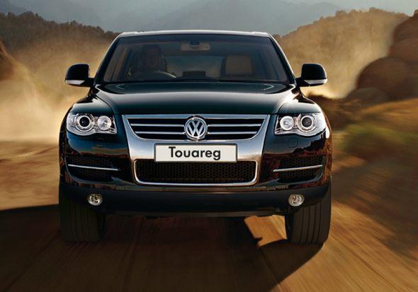 Volkswagen Touareg V6 3.0 TDI photo