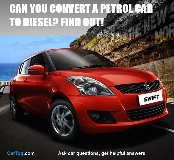 petrol diesel conversion