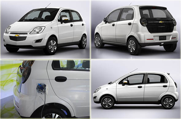 Chevrolet Spark face lift launch 2012 India