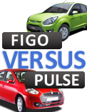 Can the Renault Pulse petrol hold its ground against the Figo petrol?