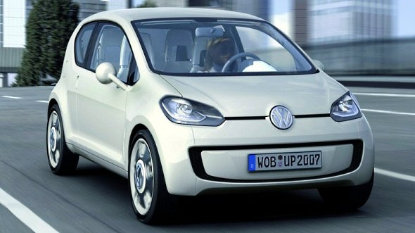 volkswagen up india photo