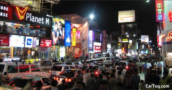 bangalore driving guide
