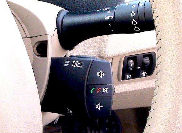 duster audio controls