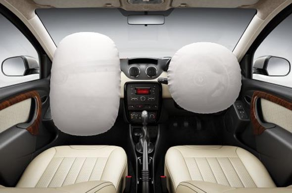 duster airbags