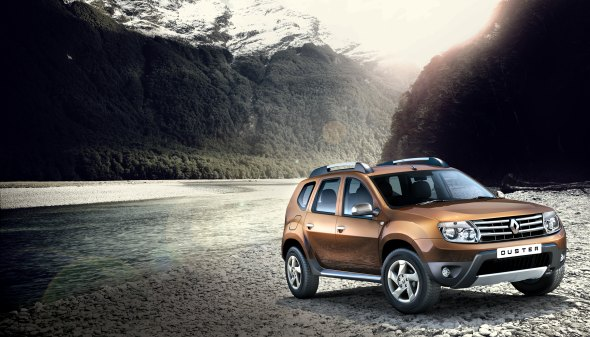 renault duster variants and specifications