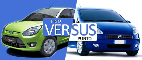 ford figo vs fiat punto