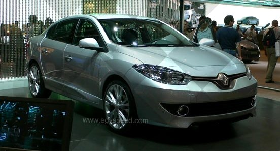renault fluence facelift photo