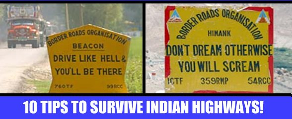 indian highway driving tips