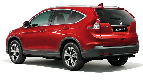 honda crv europe picture