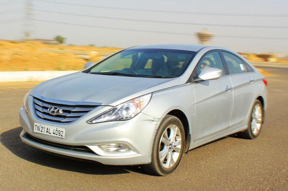 2012 Hyundai Sonata Road Test And Review Luxurious Cruiser