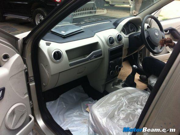 new verito interior front