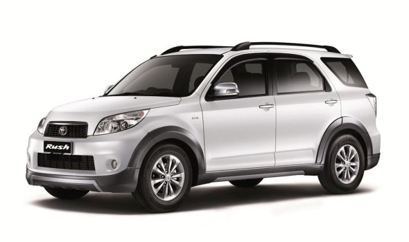 Toyota Rush compact SUV may come to India