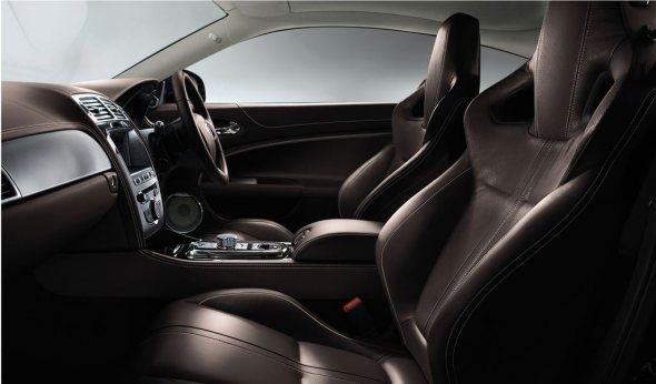 jaguar xkr special edition interiors