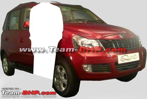 mahindra quanto photo