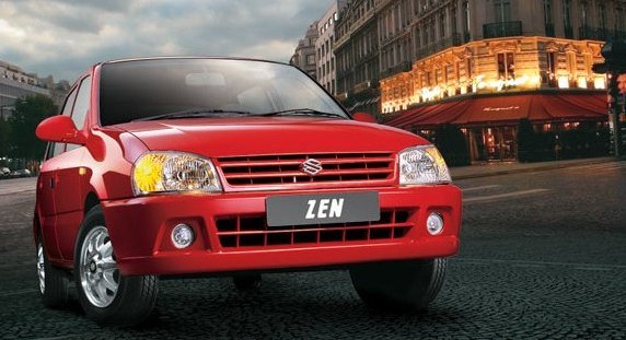 maruti zen photo