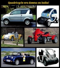 Government approves quadricycles for India | Cartoq ...