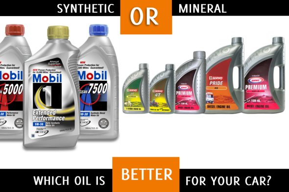 Synthetic oil vs mineral oil which is better a guide to for Why use synthetic blend motor oil