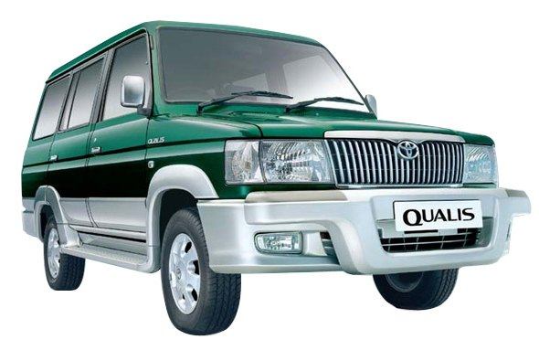 toyota qualis photo